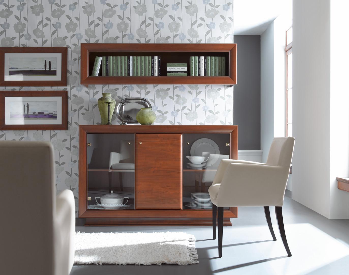 Antik hatású bútorok modern környezetben? (BRW Largo termékcsalád ...